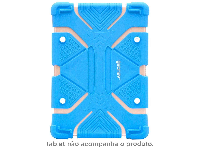 Foto 2 - Capa para Tablet Universal 7 até 7,9 Azul - Kids Geonav