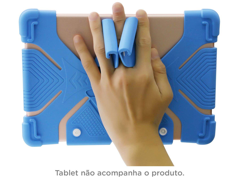 Foto 5 - Capa para Tablet Universal 7 até 7,9 Azul - Kids Geonav