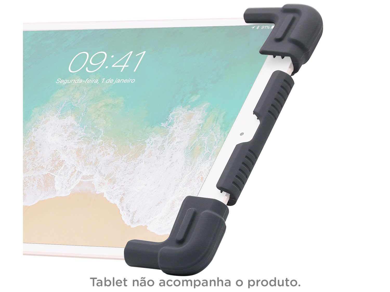 Foto 4 - Capa para Tablet Universal 9 até 12 Preta - Pro Geonav