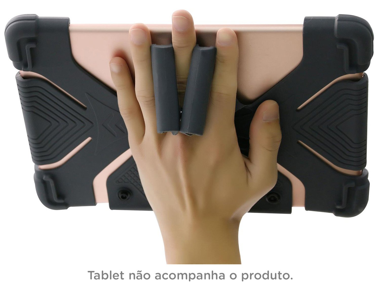 Foto 5 - Capa para Tablet Universal 9 até 12 Preta - Pro Geonav