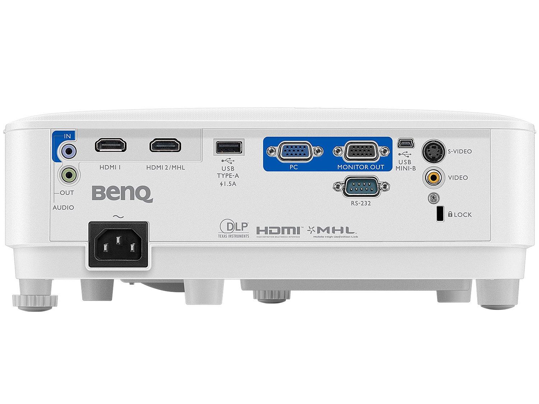 Foto 4 - Projetor BenQ MX611 HD 4000 Lumens - 1024x768 USB HDMI