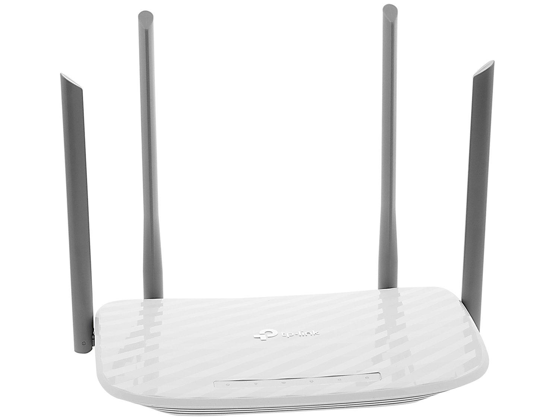 Roteador Wireless TP-Link Archer C50 - 867mbps 4 Antenas 5 Portas - Bivolt