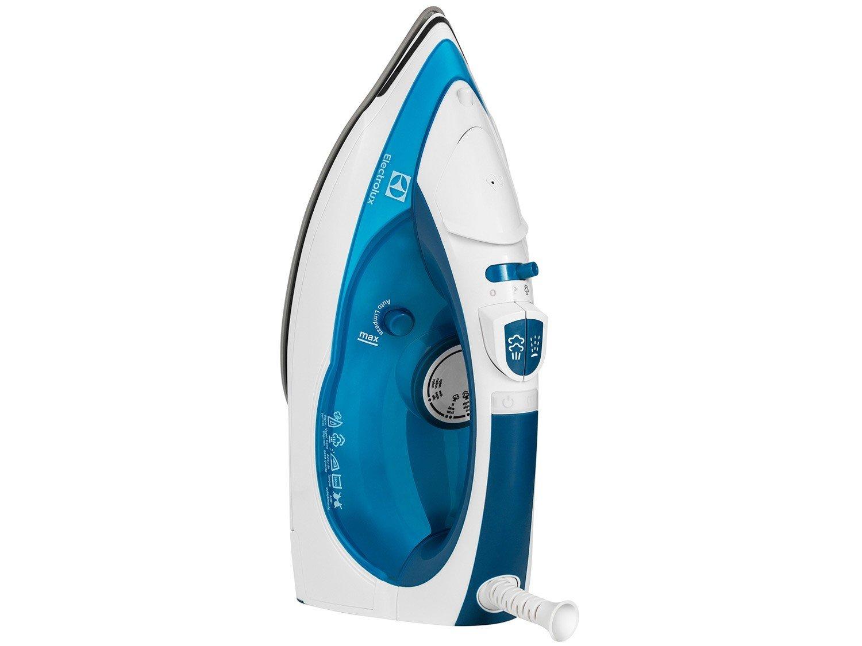 Ferro a Vapor Electrolux SteamLine SIV12 com Spray – Azul - 110V - 6