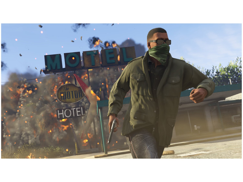 Grand Theft Auto V Premium Online Edition - para PS4 Rockstar - 4