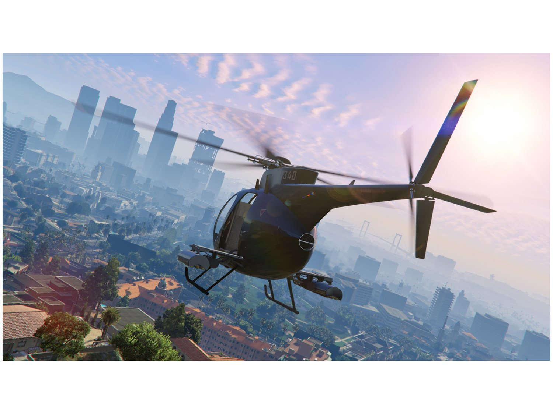 Grand Theft Auto V Premium Online Edition - para PS4 Rockstar - 8