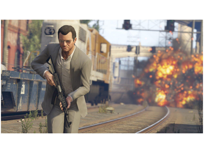 Grand Theft Auto V Premium Online Edition - para PS4 Rockstar - 12