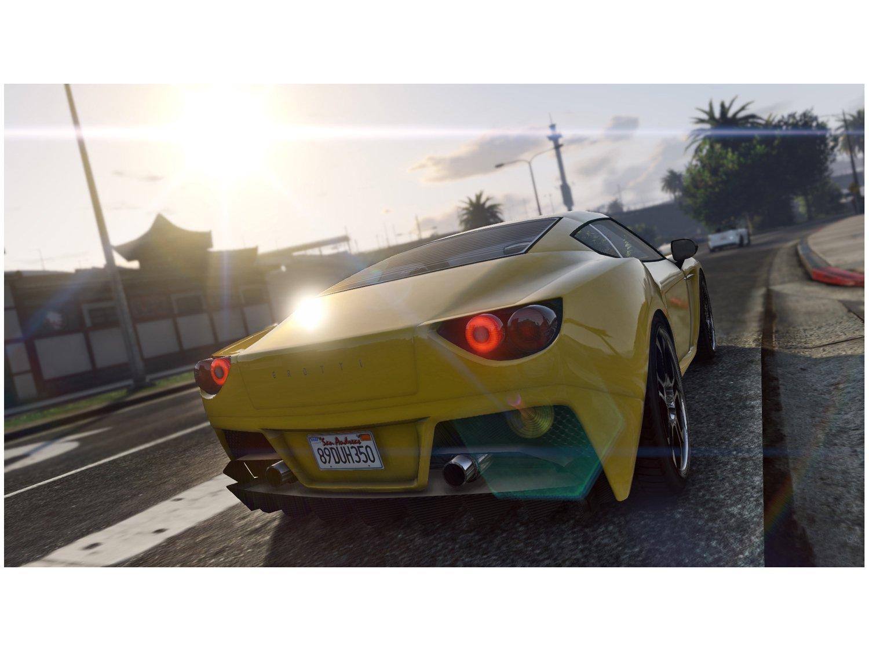 Grand Theft Auto V Premium Online Edition - para PS4 Rockstar - 16