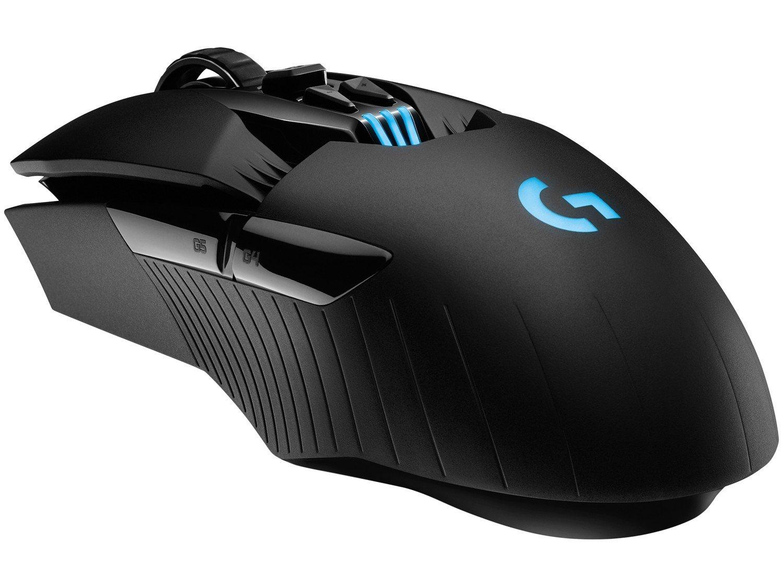 Foto 1 - Mouse Gamer Sem Fio Sensor Óptico 12000dpi - Logitech G903