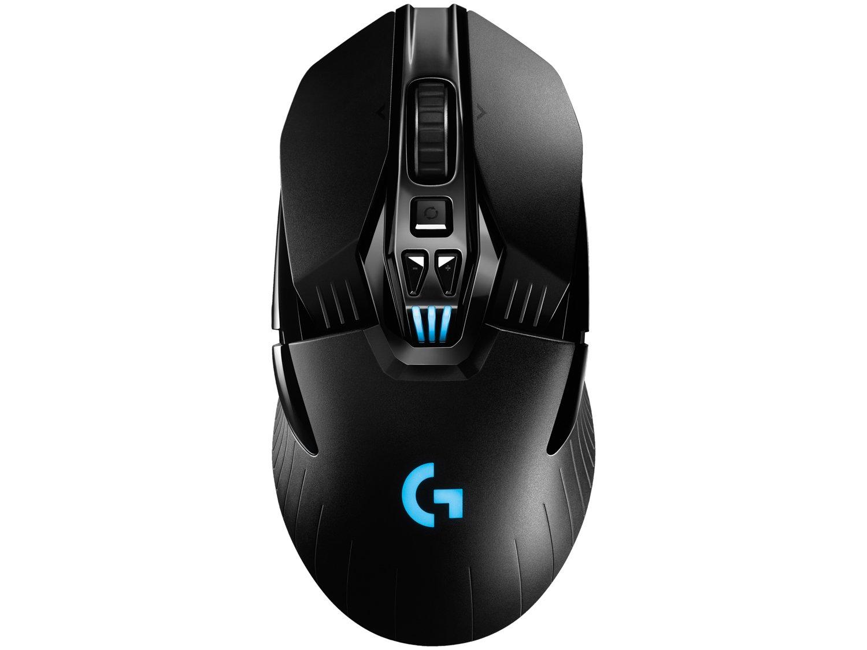 Foto 2 - Mouse Gamer Sem Fio Sensor Óptico 12000dpi - Logitech G903