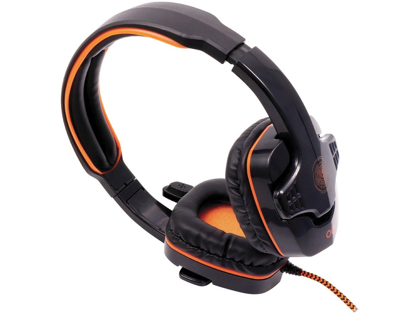 Foto 3 - Headset Gamer para PC OEX - Target HS203