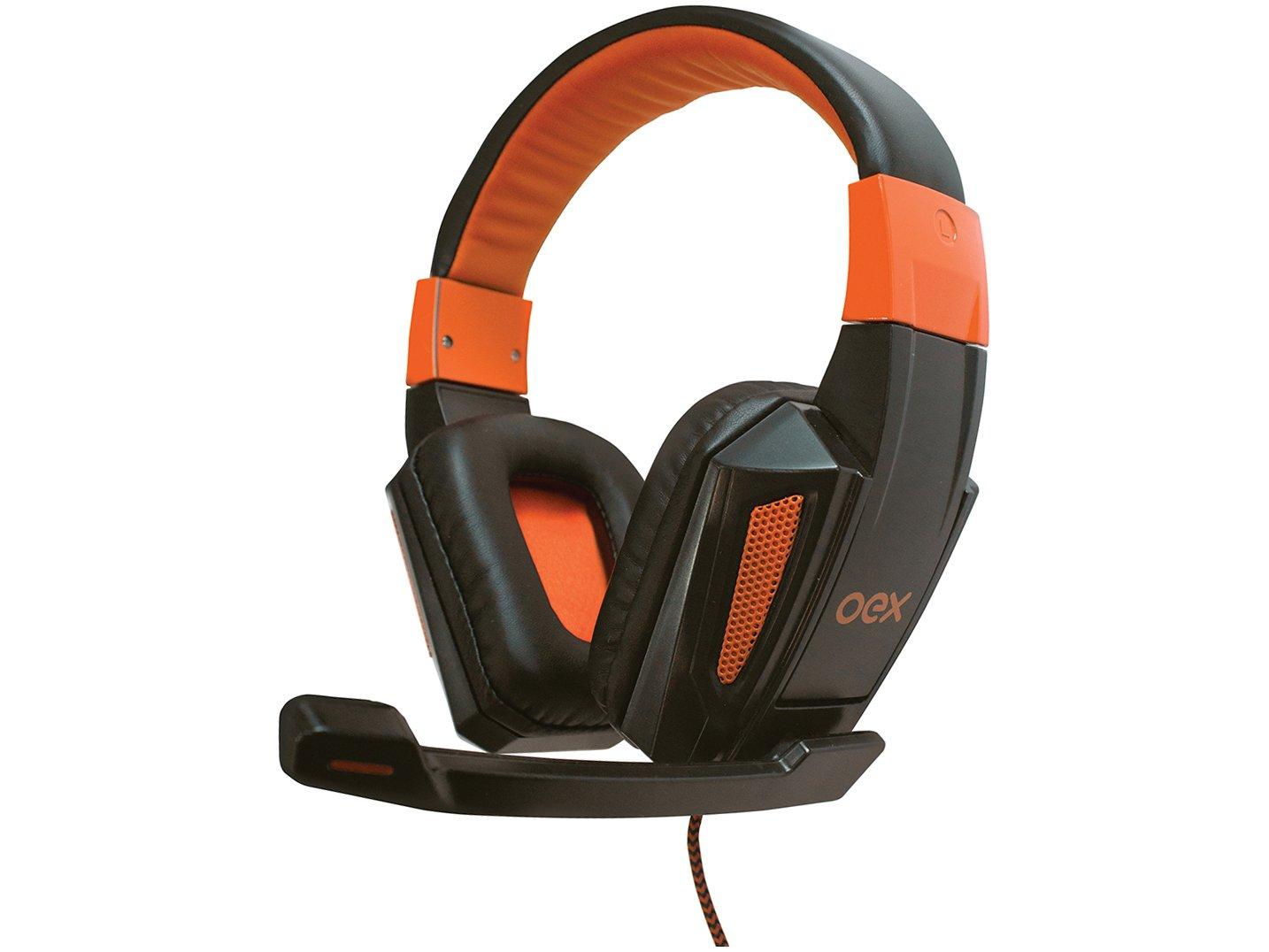 Foto 1 - Headset Gamer para PC OEX - Combat HS205