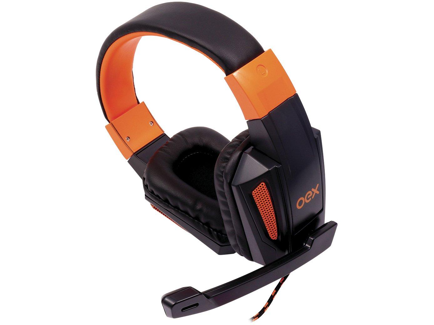 Foto 4 - Headset Gamer para PC OEX - Combat HS205
