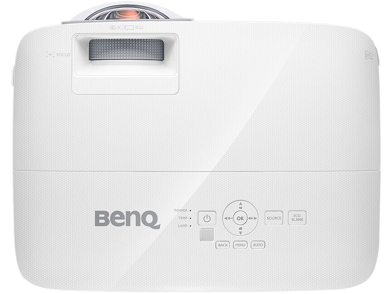 Foto 4 - Projetor BenQ MX825ST HD 3300 Lumens - 1920x1200 USB HDMI