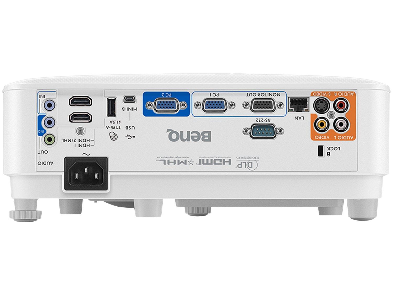 Foto 5 - Projetor BenQ MX825ST HD 3300 Lumens - 1920x1200 USB HDMI