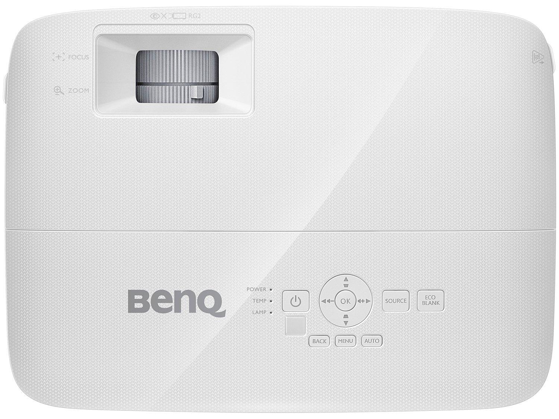 Foto 5 - Projetor BenQ MS550 3600 Lumens - 800x600 USB HDMI
