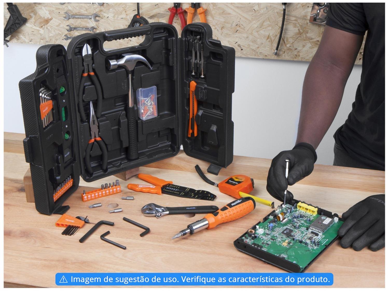 Kit Ferramentas Sparta 129 Peças 13564 - com Maleta - 1