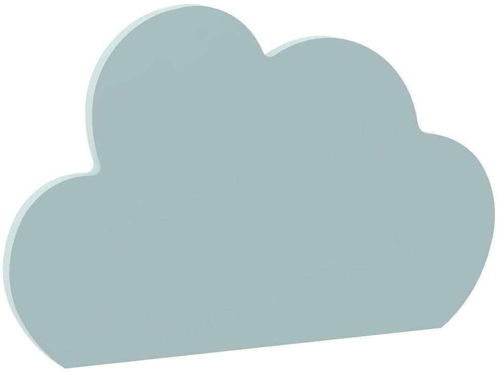 Conjunto com 2 Prateleiras Multimóveis Nuvem - Azul - 4