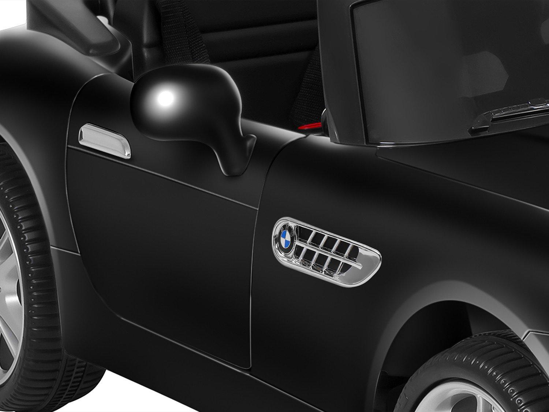Carro Elétrico Infantil BMW Z8 - com Controle Remoto 2 Marchas Emite Sons 12V - Bivolt - 2