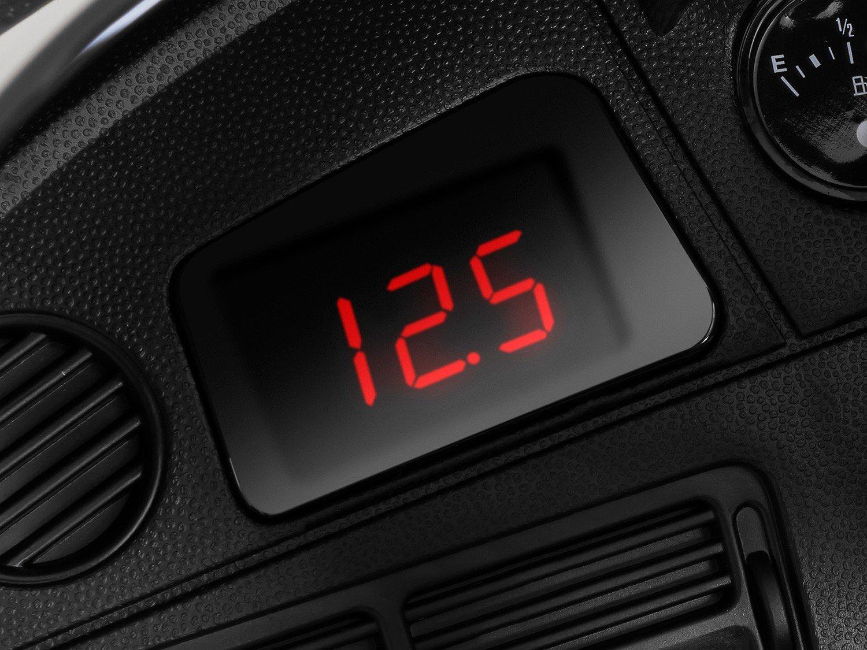 Carro Elétrico Infantil BMW Z8 - com Controle Remoto 2 Marchas Emite Sons 12V - Bivolt - 4