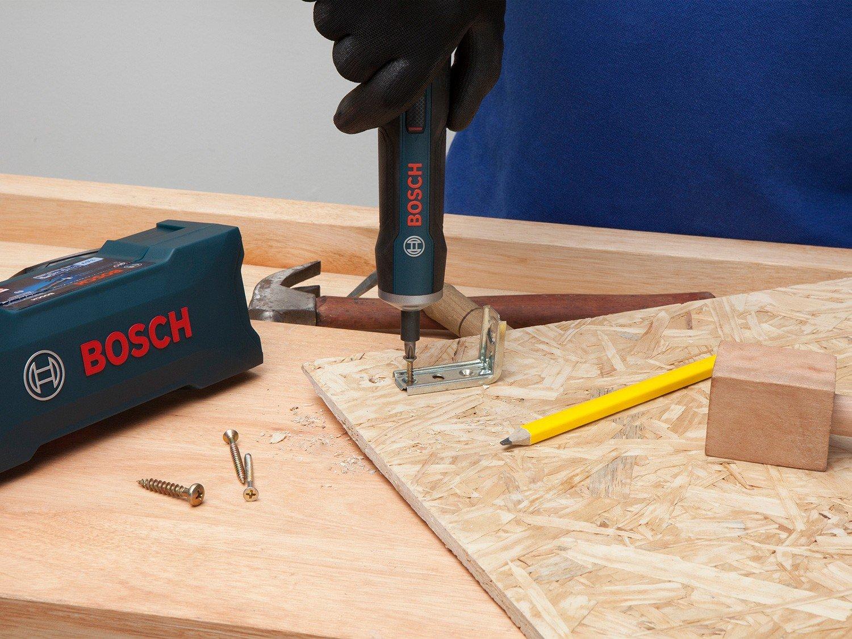 Parafusadeira Bosch GO a Bateria 3,6V - com Maleta - Bivolt - 1