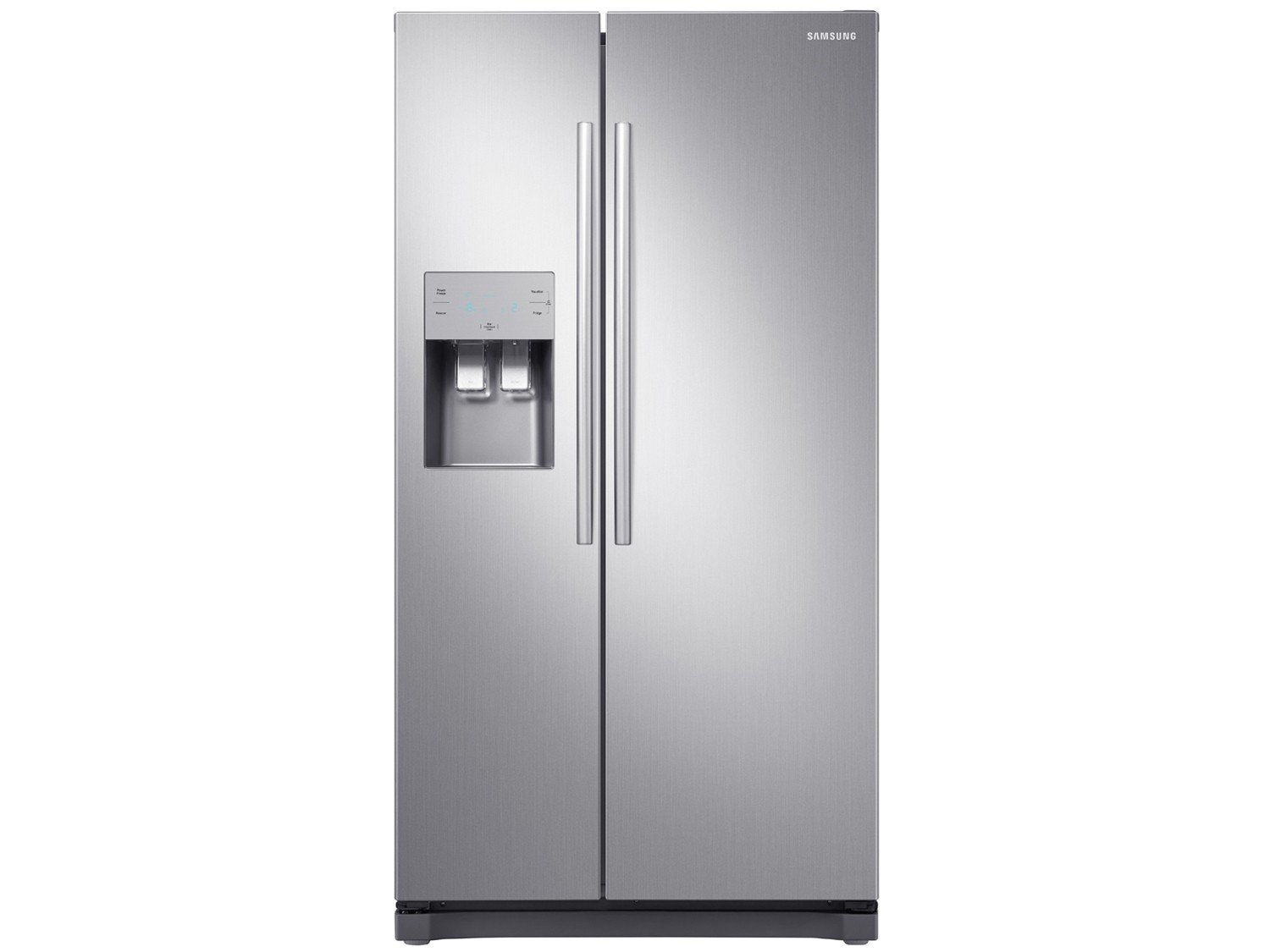 Refrigerador Samsung RS50N Side by Side Inox Look - 501L - 110v