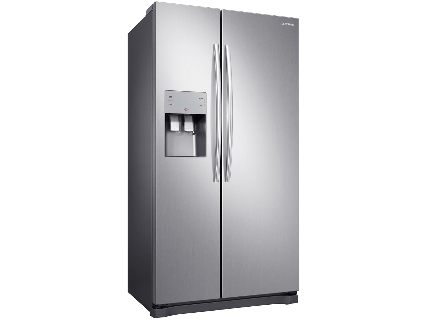 Refrigerador Samsung RS50N Side by Side Inox Look - 501L - 110v - 4