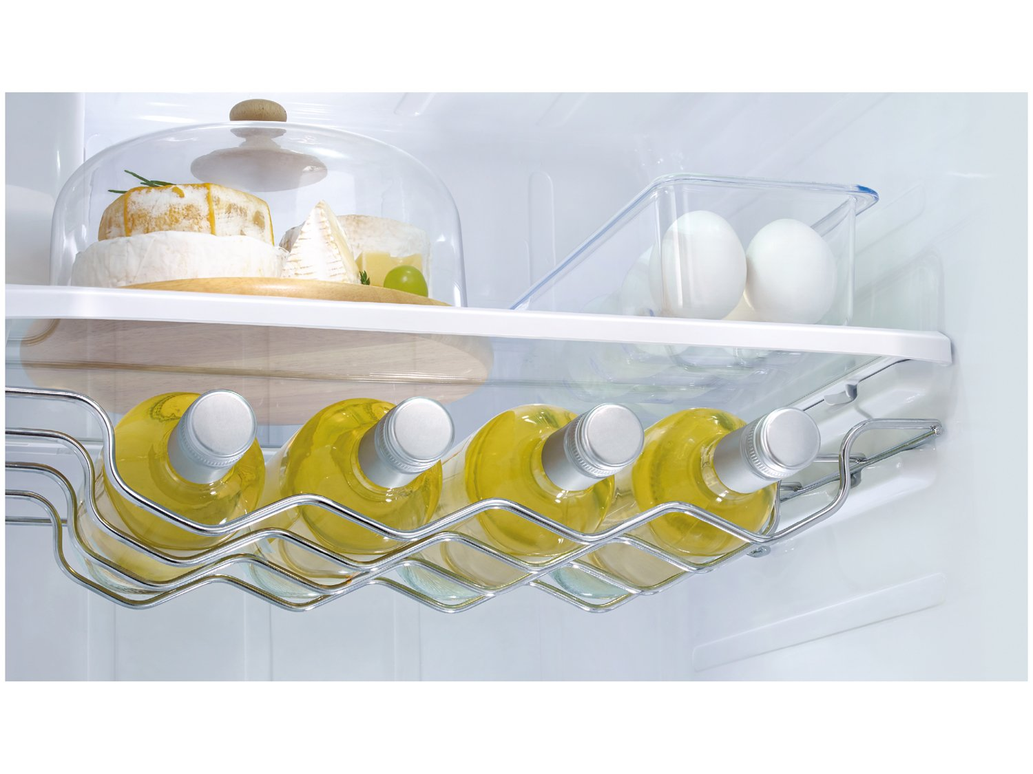 Refrigerador Samsung RS50N Side by Side Inox Look - 501L - 110v - 8