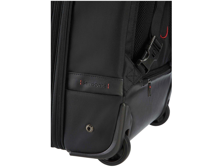 Mochila Samsonite para Notebook com Rodas Business Pro DLX IIII Preto - 4