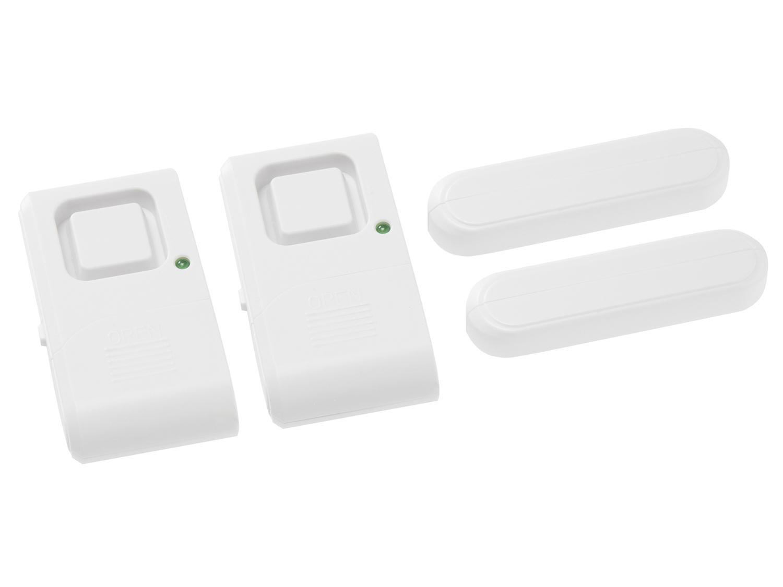 Alarme de Porta e Janela Sem Fio GE 39078 - 2 Unidades