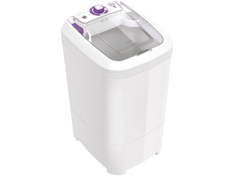 Lavadora de Roupas Newmaq 12 kg com 9 Programas e Filtro de Fiapos - Branca - 220V