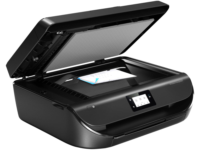 Foto 4 - Impressora Multifuncional HP Deskjet Ink Advantage - 5276 Jato de Tinta Wi-Fi Colorida USB