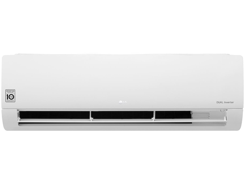 Foto 4 - Ar-condicionado Split LG Inverter 18.000 BTUs - Frio Dual S4Q18KL3WB