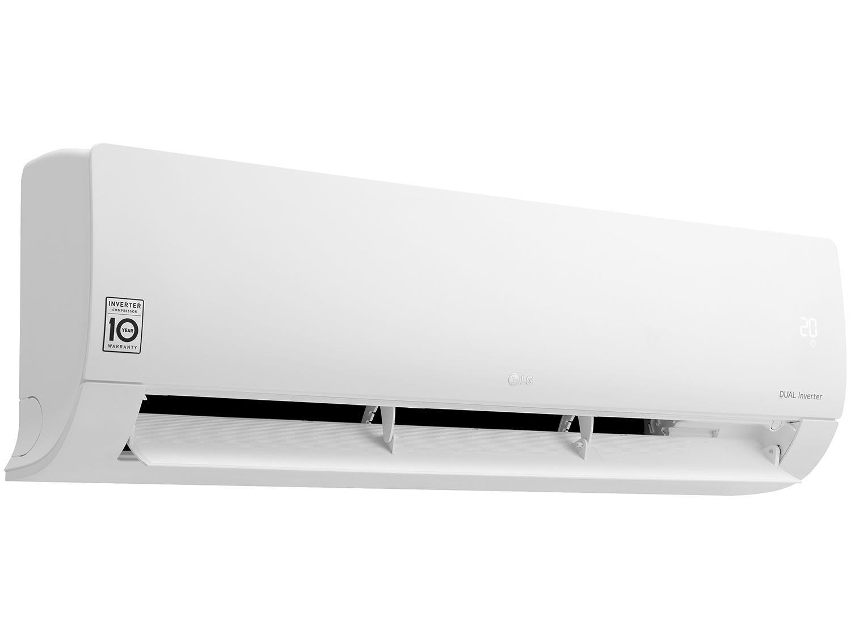 Foto 8 - Ar-condicionado Split LG Inverter 18.000 BTUs - Frio Dual S4Q18KL3WB