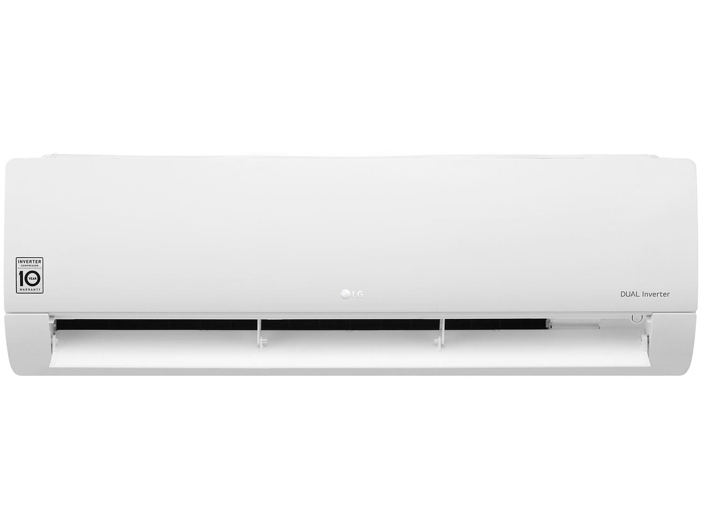 Foto 10 - Ar-condicionado Split LG Inverter 18.000 BTUs - Frio Dual S4Q18KL3WB