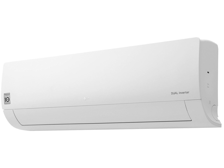 Foto 12 - Ar-condicionado Split LG Inverter 18.000 BTUs - Frio Dual S4Q18KL3WB