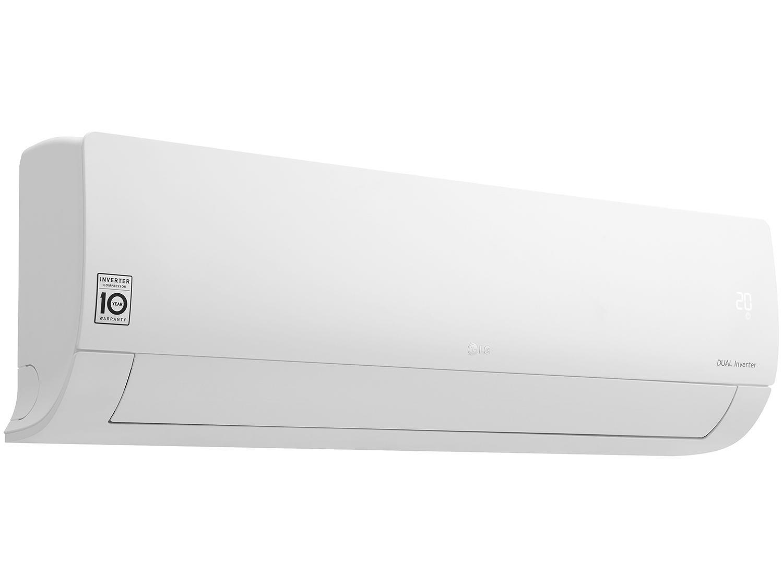 Foto 14 - Ar-condicionado Split LG Inverter 18.000 BTUs - Frio Dual S4Q18KL3WB