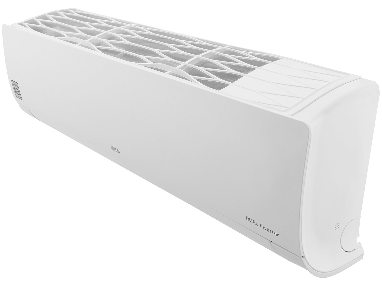 Foto 15 - Ar-condicionado Split LG Inverter 18.000 BTUs - Frio Dual S4Q18KL3WB