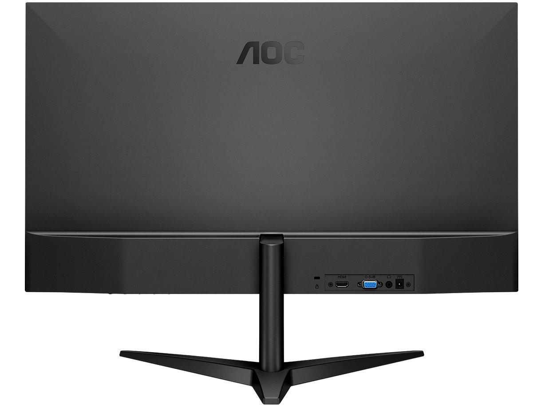 Foto 7 - Monitor para PC Full HD AOC LED Widescreen 21,5 - B1 22B1H