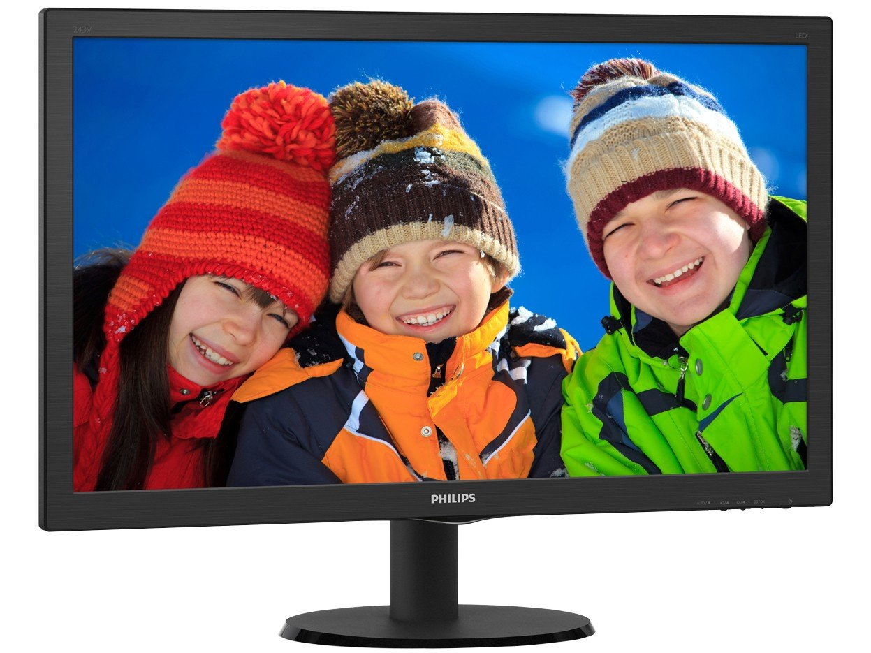 Foto 1 - Monitor para PC Full HD Philips LED Widescreen - 27,6 273V5LHAB