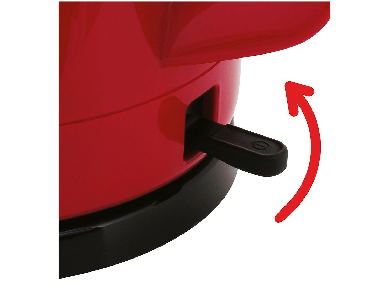 Jarra Elétrica Arno KF06 Vermelha 1,5L - Desligamento Automático - 2