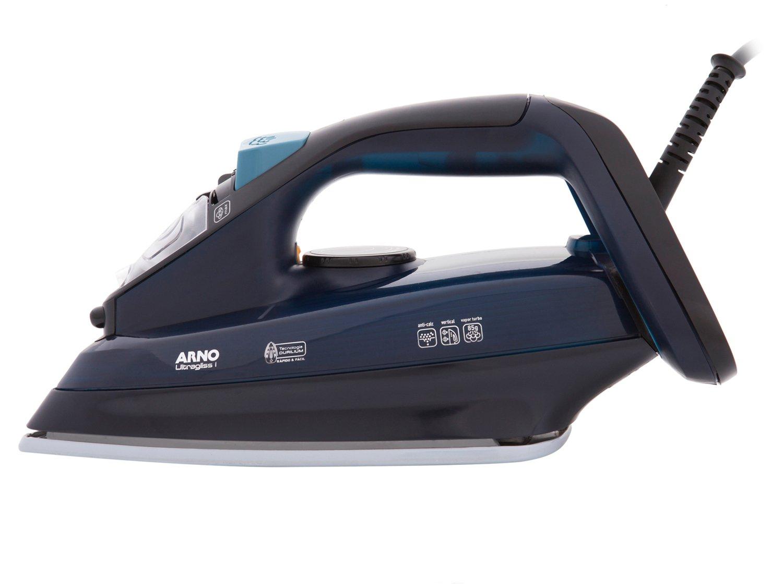 Ferro a Vapor Arno Ultragliss I FUA1 com Spray – Preto e Azul - 110V - 8