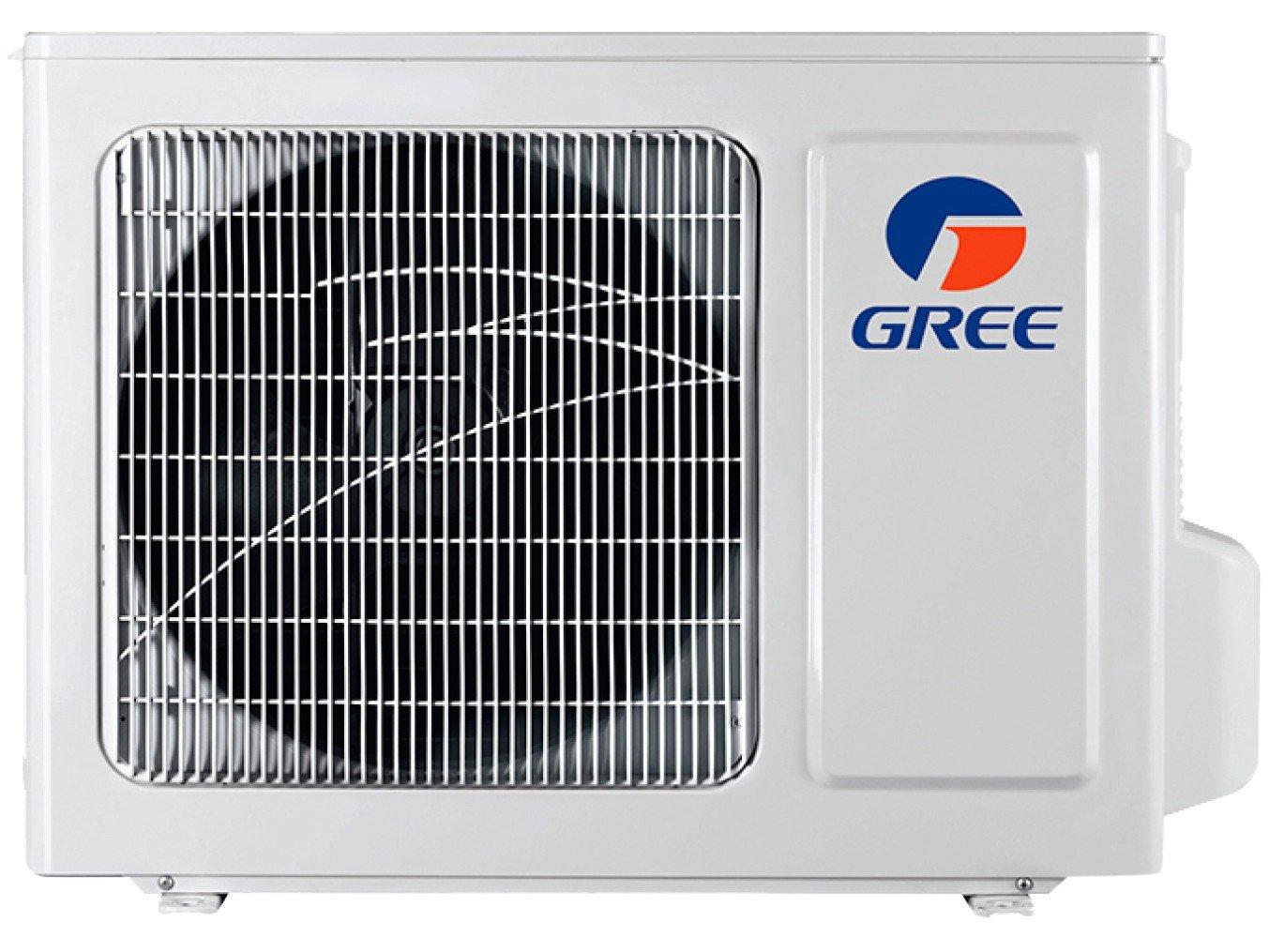Foto 4 - Ar-condicionado Split Gree Inverter 24.000 BTUs - Frio Hi-wall Eco Garden GWC24QED3DNB8MI