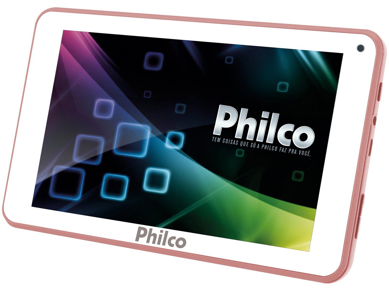 Foto 2 - Tablet Philco PTB7QRG 8GB 7 Wi-Fi - Android 7.1.2 Nougat Quad Core