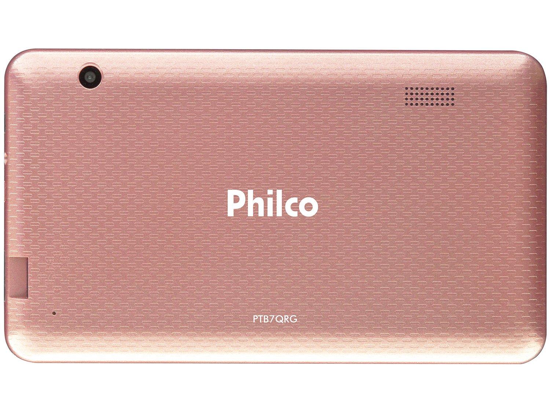 Foto 3 - Tablet Philco PTB7QRG 8GB 7 Wi-Fi - Android 7.1.2 Nougat Quad Core