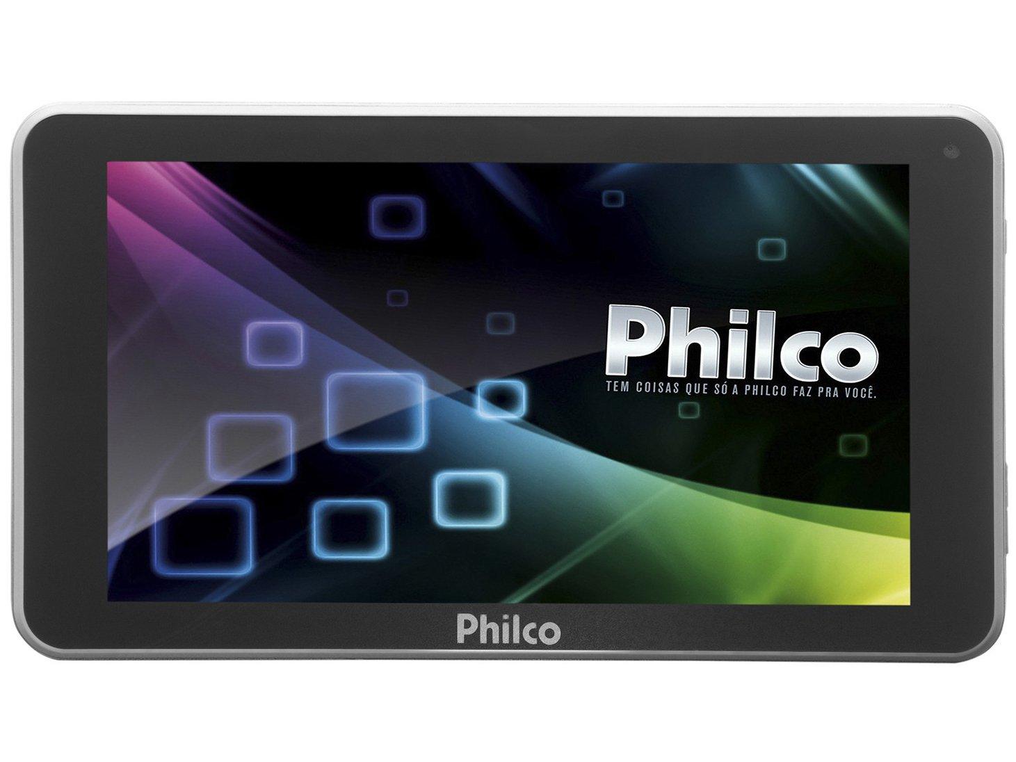 Foto 3 - Tablet Philco PTB7QSG 8GB 7 Wi-Fi - Android 7.1.2 Nougat Quad Core