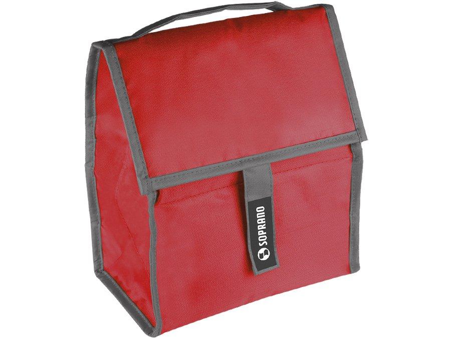 Bolsa Térmica Dobrável 5L Vermelha Soprano - 09000.0022.17