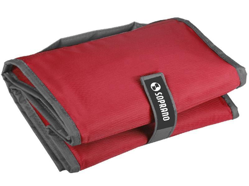 Bolsa Térmica Dobrável 5L Vermelha Soprano - 09000.0022.17 - 1