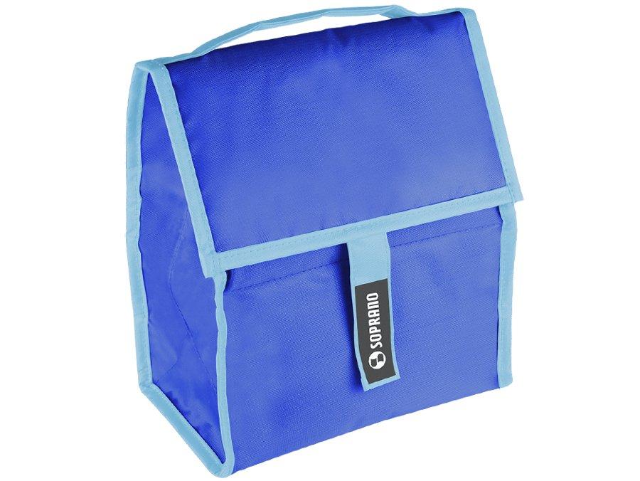 Bolsa Térmica Dobrável 5L Azul Soprano - 09000.0022.55