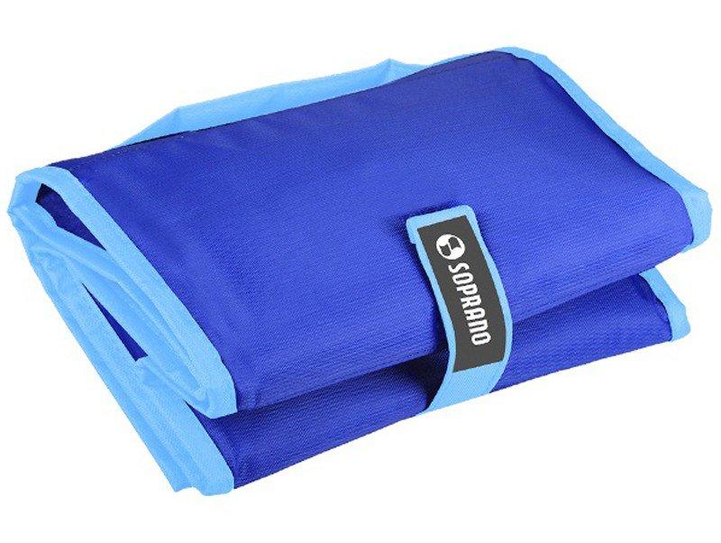 Bolsa Térmica Dobrável 5L Azul Soprano - 09000.0022.55 - 1