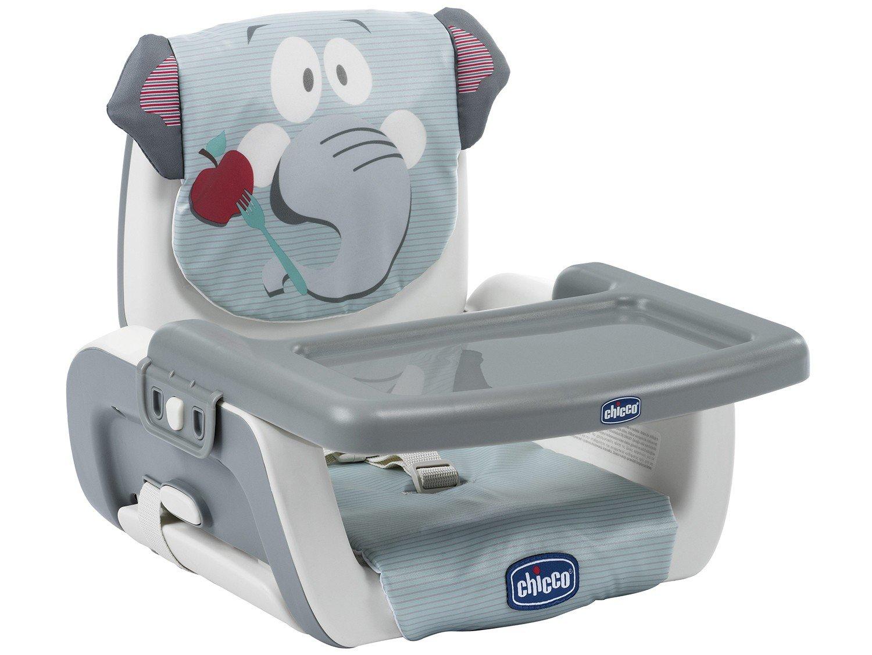 Cadeira de Alimentação Portátil Chicco - Mode Baby Elephant 3 Posições de Altura até 15kg
